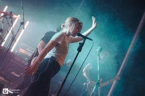 Konzert Fotografie - Rune Fleiter - Medien- & Kommunikationsdesign aus Bielefeld