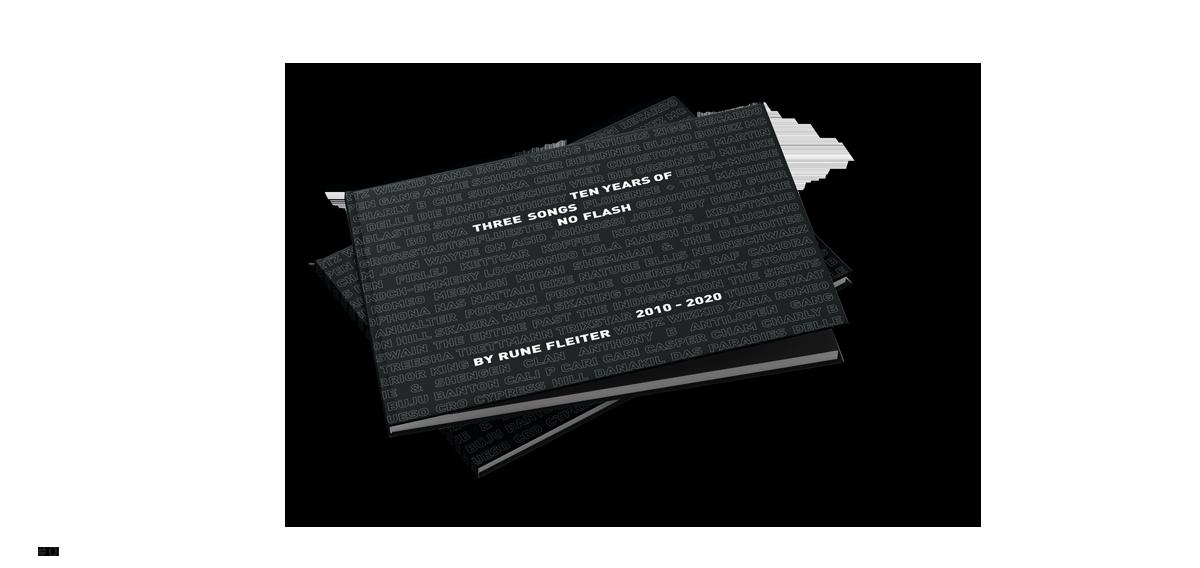 Buch / Bildband Design - Rune Fleiter - Medien- & Kommunikationsdesign Portfolio