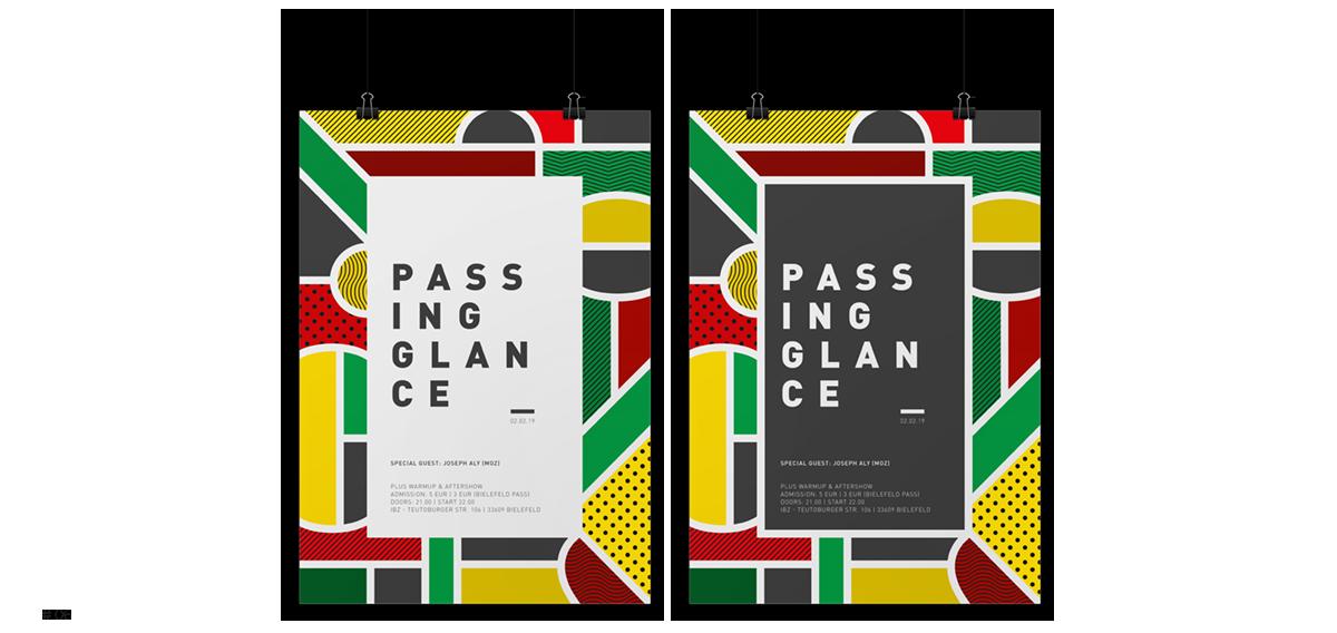 Poster Design - Rune Fleiter - Medien- & Kommunikationsdesign Portfolio